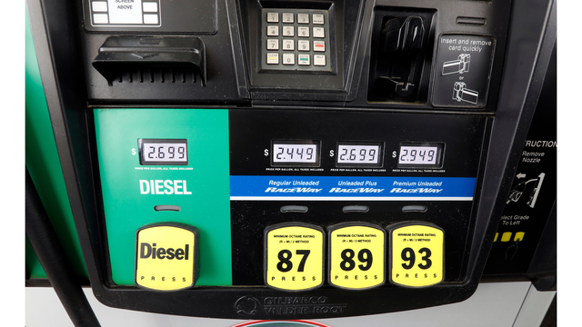 Gas prices hit $3 in Michigan for the first time in three years