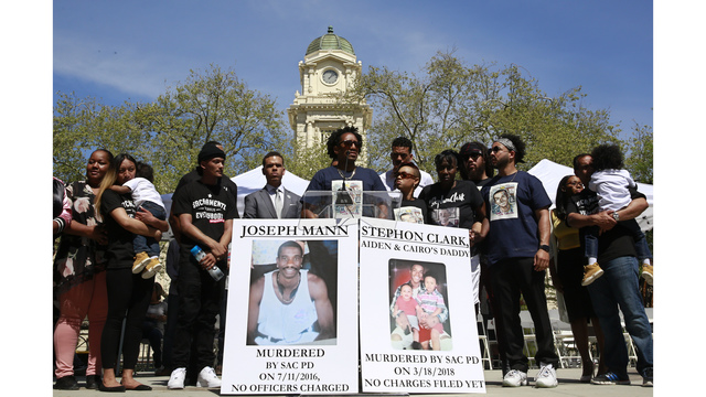 Stephon Clark autopsy at odds with family claims
