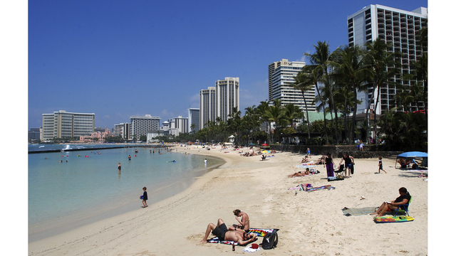 Hawaii set to ban sunscreens harmful to coral reefs