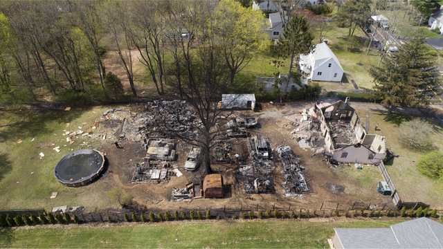 Police officers injured in CT house explosion