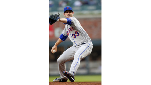 Mets To Designate Matt Harvey For Assignment