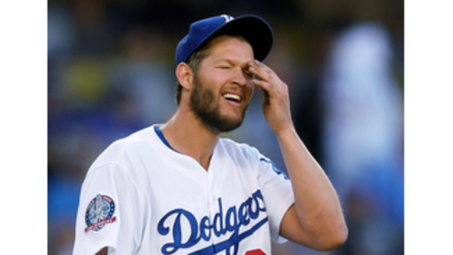 Clayton Kershaw: Headed to DL with biceps tendinitis