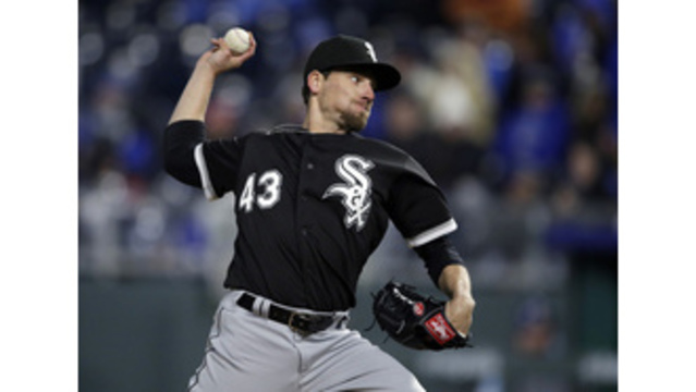 White Sox RP Farquhar released from hospital