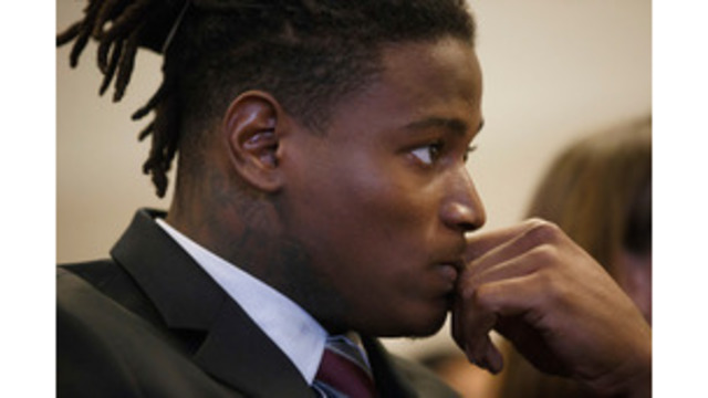 Former Alabama linebacker pleads innocent in domestic violence case | Lexington Herald Leader