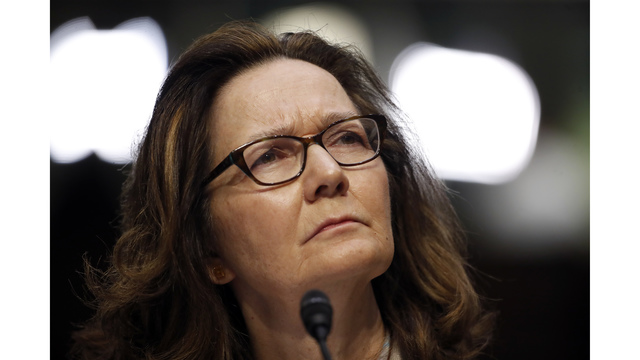 06:26Trump Praises Gina Haspel for Doing 'Spectacular Job' at Senate Hearing