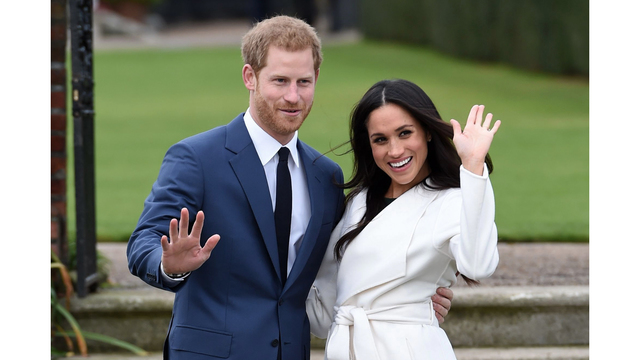 Prince Harry, Meghan expecting first child