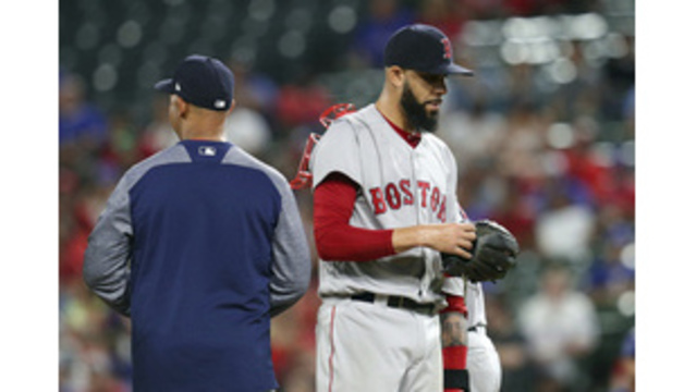 David Price Dealing With Carpal Tunnel Syndrome