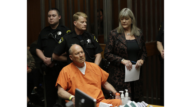 Golden State Killer Suspect Charged in 4 Goleta Cold-Case Murders