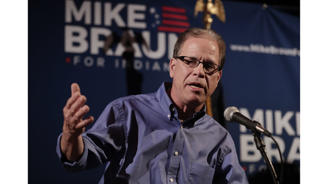 Indiana Voters Pick Republican Mike Braun To Take On Sen. Joe Donnelly