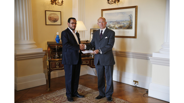 May sorry for helping send Abdul Hakim Belhaj to Gaddafi's torture chamber