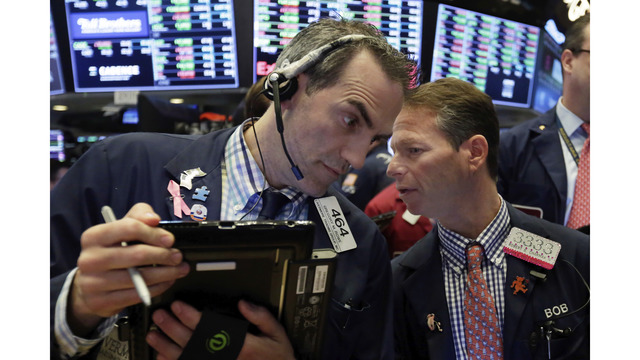 Wall Street mixed as investors eye healthcare