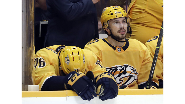 Nashville Predators give final update before heading into off-season