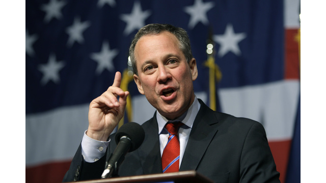 Former NY Attorney General Eric Schneiderman will not face charges