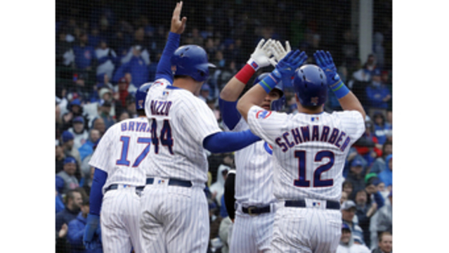 Cubs cruise past rival White Sox for 5th straight win
