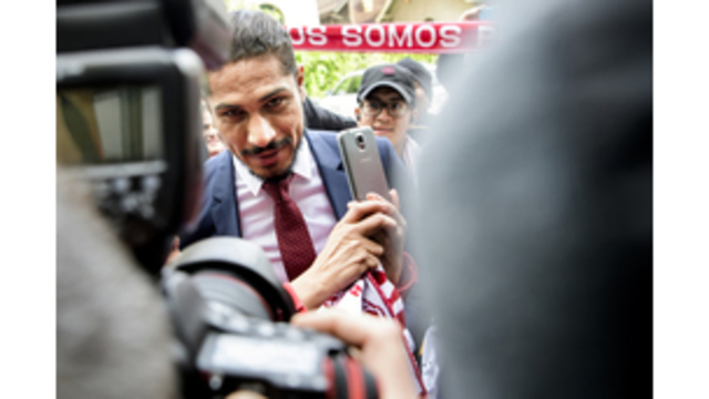 FIFPro call Peru captain World Cup ban unfair and disproportionate