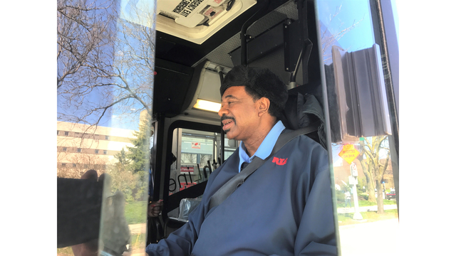 Ohio transit bus driver accident-free over 1 million miles