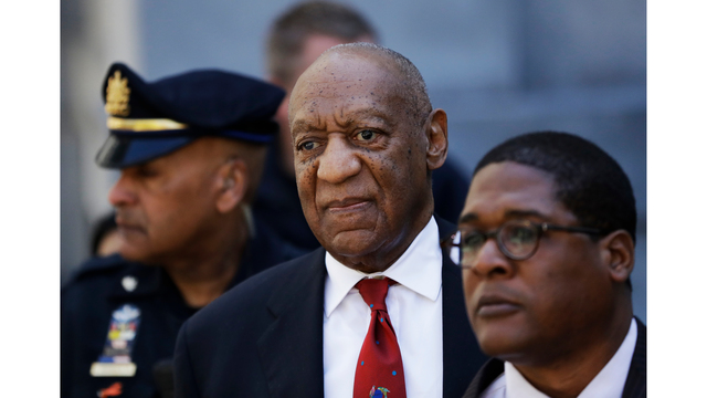 Bill Cosby's sentencing is set for late September
