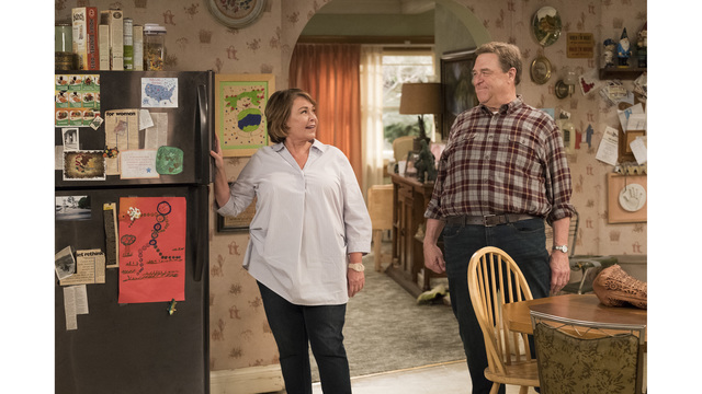 ABC says'Roseanne will concentrate on family not politics