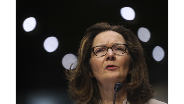 Senate Approves Haspel As CIA Boss