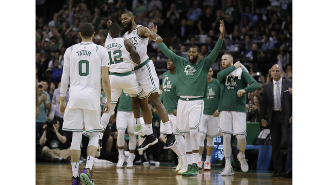 Not King for a Day: Celtics Dominate LeBron James and Cavs