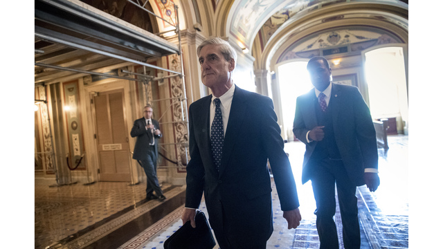 A year into Mueller probe, Washington is rattled, uncertain ...