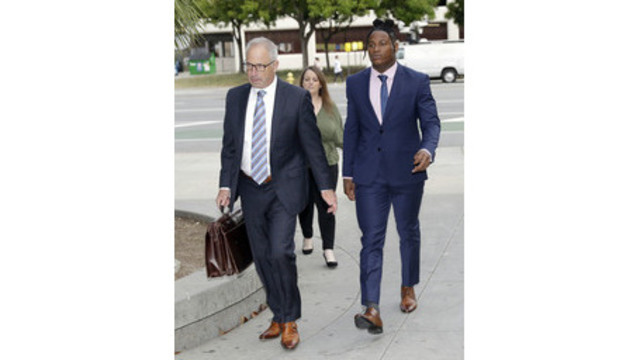 49ers linebacker Reuben Foster's ex-girlfriend testifies about domestic violence allegations