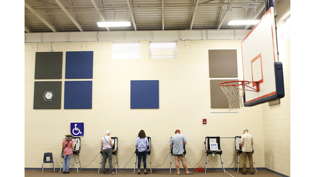 Registration deadline approaching for federal primary election