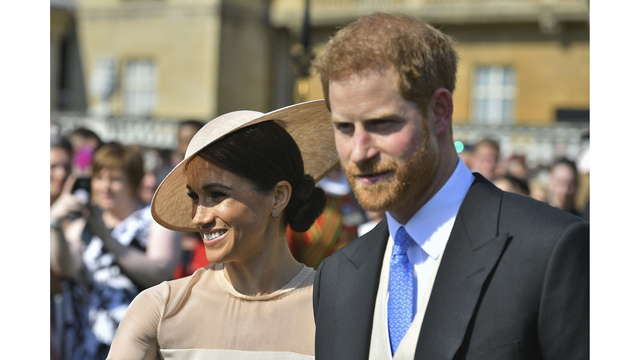 Meghan Markle's special tribute to Harry in Royal Wedding speech