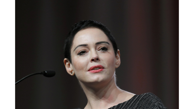 Rose McGowan Indicted On Felony Count Of Cocaine Possession