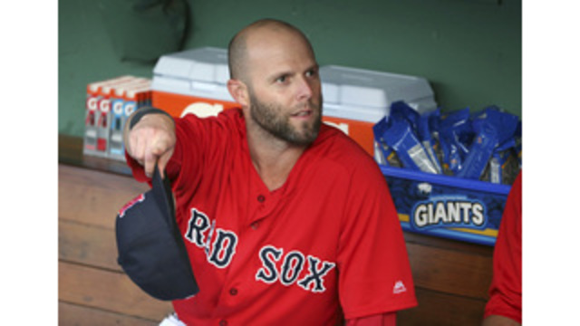 Red Sox 2B Pedroia to make season debut
