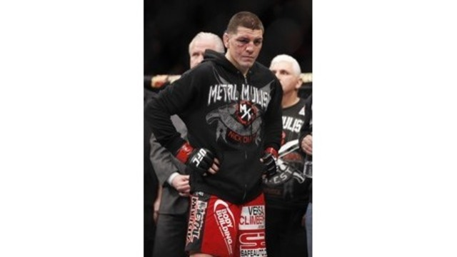 Nick Diaz Arrested in Las Vegas for Domestic Violence