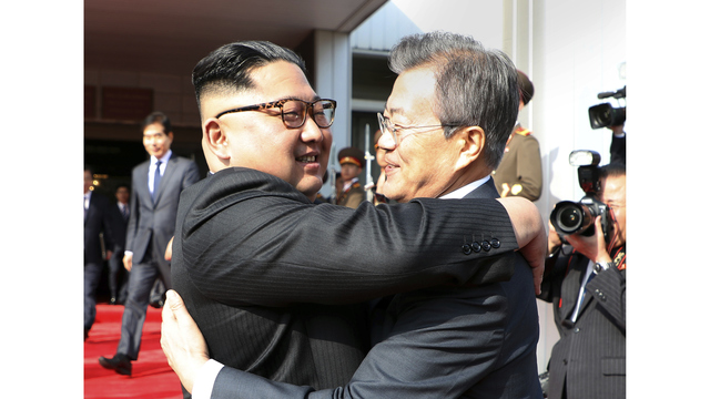 North, South Korea hold meeting over likely USA summit