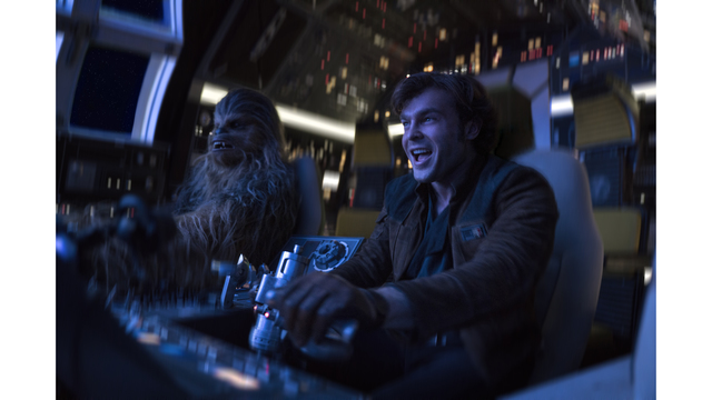 Solo sputters in takeoff with $83.3M at box office