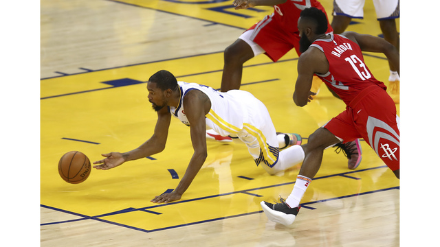 Warriors vs. Rockets RECAP, score and stats, Game 5