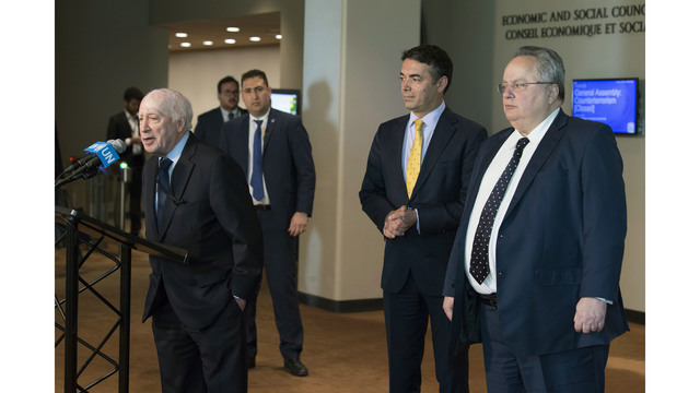 Northern light: Macedonia makes name change deal with Greece
