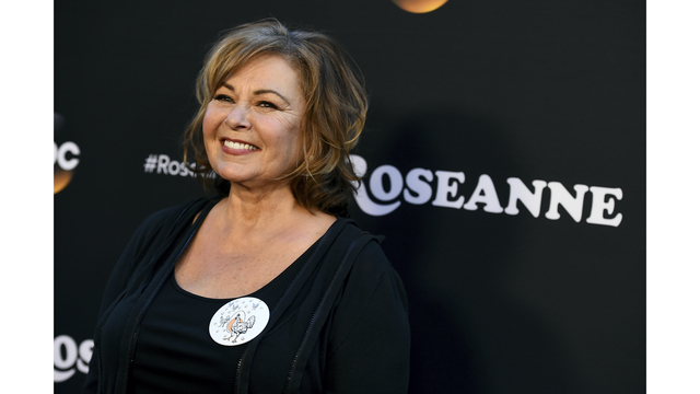 Roseanne Barr blames racist tweet on sleeping pills