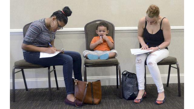 U.S. job growth surges, unemployment rate falls to 3.8 percent