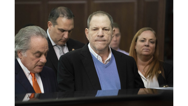 Harvey Weinstein Pleads Not Guilty to Rape Charges in Court
