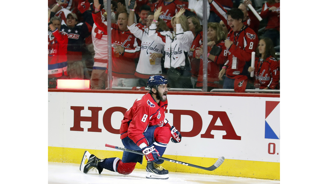 Capitals, Vegas ready for Game 3 of Stanley Cup Final - FOX16