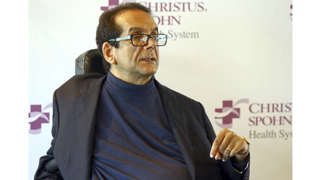 Charles Krauthammer, longtime conservative columnist and Fox News personality, dead at 68