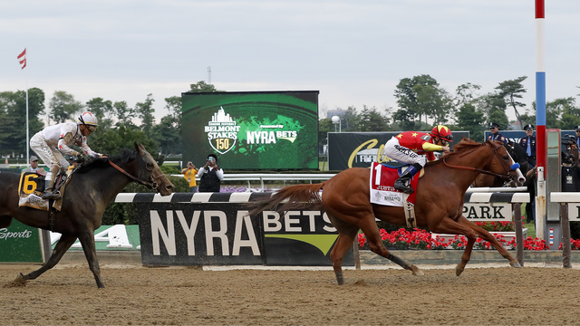 Justify's breeding rights worth $75 million
