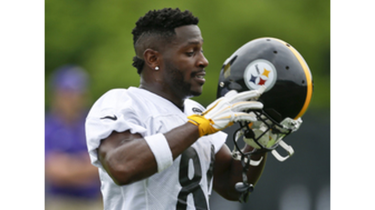 Steelers Antonio Brown Needed Time To Get My Mind Right