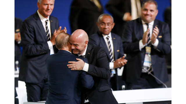 FIFA World Cup to return to US in 2026