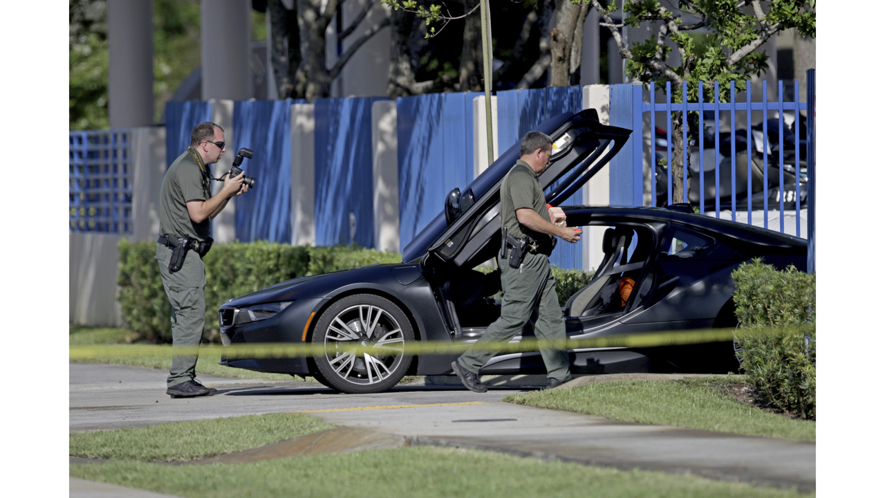 Deputies search for suspects in rapper XXXTentacion slaying
