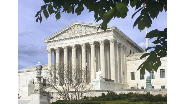 Supreme Court rules on internet sales tax