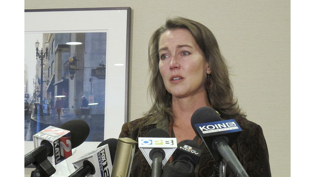 Oregon ethics panel rejects Cylvia Hayes settlement