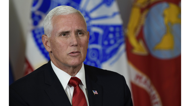 Pence announces plans for new, separate US Space Force as 6th military service by 2020