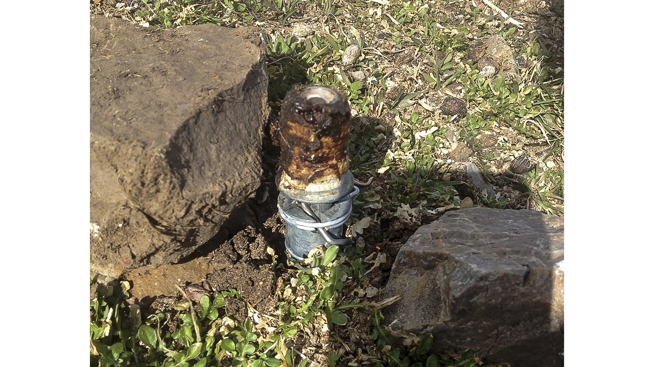US denies liability after boy is sprayed by its cyanide trap