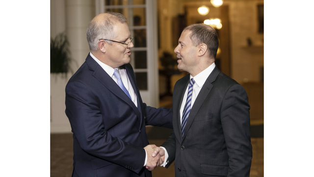 Australian ruling party set to choose new prime minister m4hsunfo