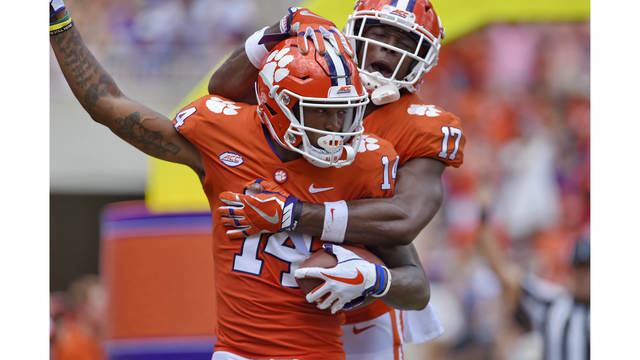 Clemson vs. Georgia Southern game time changed to noon
